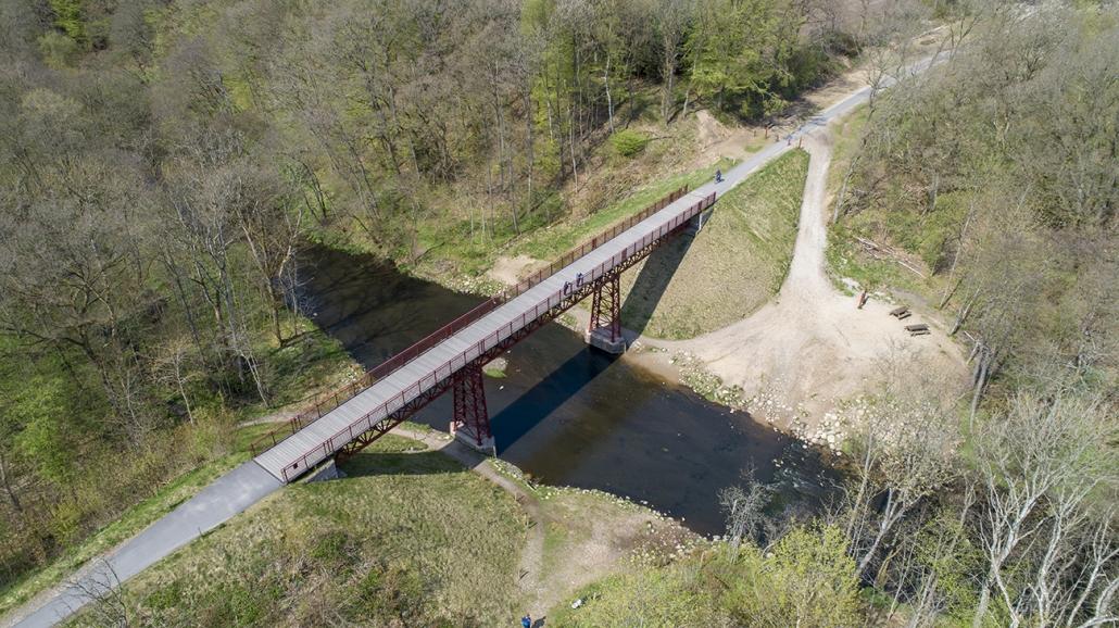 Den genfundne bro 1
