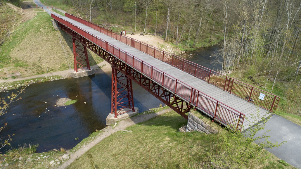 Den genfundne bro 3